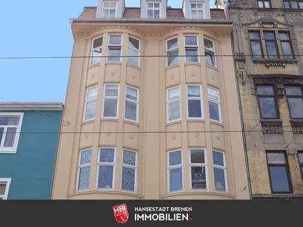 Ostertor / Große 5-Zimmer-Wohnung im Ostertor