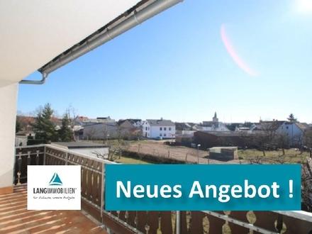 Helle 4 Zi-Wohnung mit sonnigem Balkon & schicker Einbauküche - Sofortbezug möglich!