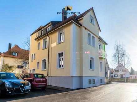 Gepflegte Büroeinheit in Zentrumsnähe von Kirchheim!