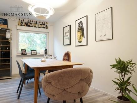 Wohnen am Pfühlpark - Moderne Maisonette-Wohnung mit Altbaucharme