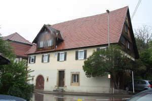 Älteres Bauernhaus mit Charme