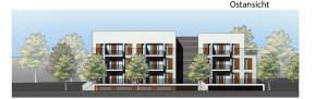 Baugrundstück mit Baugenehmigung für 7 Parteienhaus