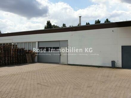 ROSE IMMOBILIEN KG: 450 m²Lager-/ Produktion mit Büros in Löhne!