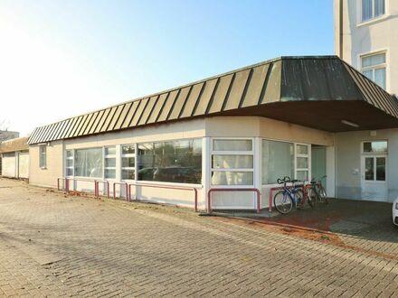 TT bietet an: Großzügige Lager- und Verkaufsfläche im Zentrum von Wilhelmshaven!