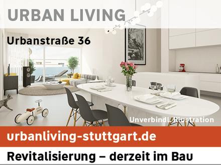 Wohnen mitten in der Stuttgarter City.