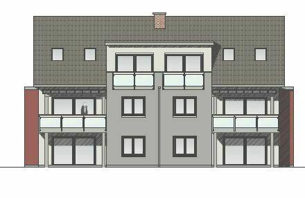 Exclusive, großzügige Penthouse-Wohnung mit großer Dachterasse