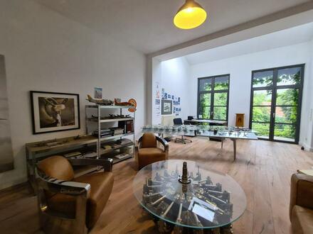 Außergewöhnliche Büro-/Praxisfläche im Zentrum von Rietberg