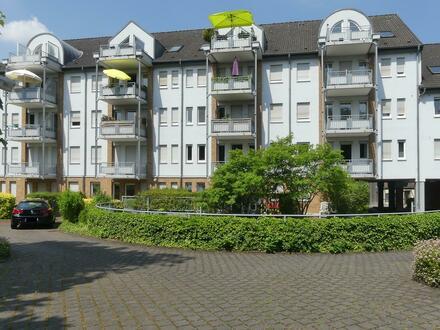 ALT-MARL: So komfortabel möchten SIE WOHNEN. 3,0 Zimmer auf 90 m², zentral mit Fahrstuhl und Balkon