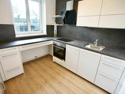 RESERVIERT Klagenfurt - am Fuße des Kreuzbergls: 87 m² Wohnung im Hochparterre und Gartenbenützung