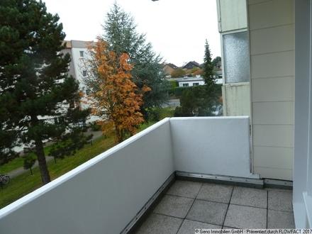 Klein aber fein! 2-Zimmer-Whg. mit Balkon in Stieghorst