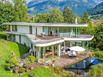 Exklusive Villa in Allgäuer Alleinlage