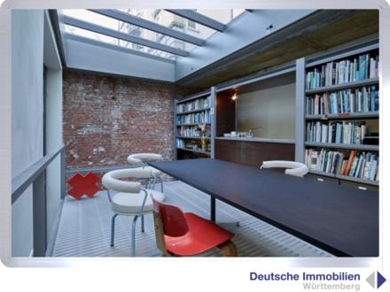 Kapitalanlage: vermietetes Büroloft/ Atelier in Stuttgart- Mitte