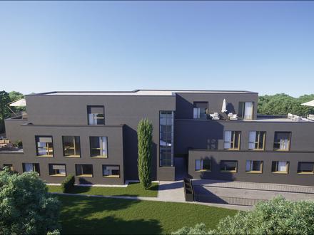 """NEUBAU-PROJEKT """"HA77"""" 9 Wohneinheiten mit Aufzug in Aschaffenburg-Schweinheim 3 Zimmer 1.OG +Balkon"""