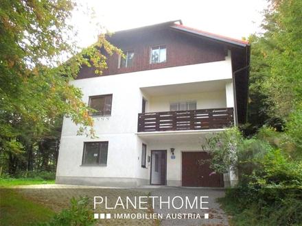 Großes Einfamilienhaus mit Erweiterungs-möglichkeiten in Kirchschlag