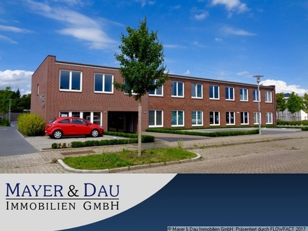 Oldenburg: Büroflächen in gepflegter Bürogemeinschaft, Obj. 4602