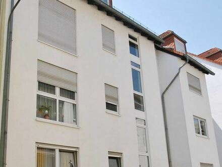 Frankfurt-Niederrad: Geräumige 2-Zimmer-Wohnung mit sonnigem Balkon !