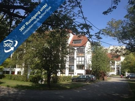 Praktisches 1 Zimmer-Studentenappartement in guter Stadtlage Haidenhof/Auerbach – nur 1,5 km zur UNI