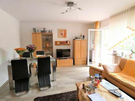Sonnige Aussichten am Adenauerufer Nähe Hainpark - 3-Zimmer-Wohnung mit ca. 80m²