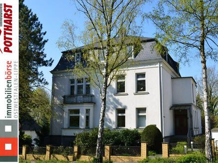 Schicke Altbau-Wohnung mit Wintergarten u. Terrasse am Fuße des Stiftbergs!