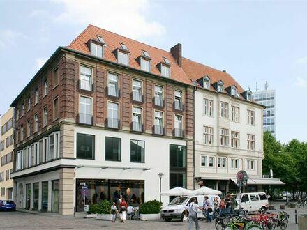 Münsters Salzstraße! Die exklusive Bürofläche im Herzen der Stadt