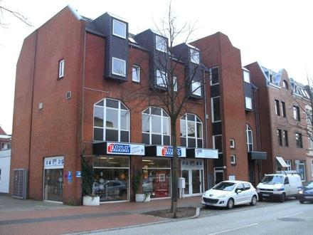 3-Zimmer Wohnung mit Balkon und Stellplatz, nahe der Itzehoer Innenstadt