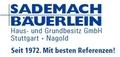 Sademach + Bäuerlein Haus- und Grundbesitz GmbH