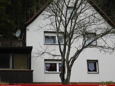 Großes Haus für kleines Geld direkt am Waldrand gelegen!