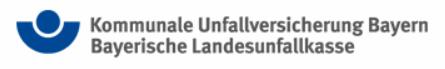 Kommunale Unfallversicherung Bayern