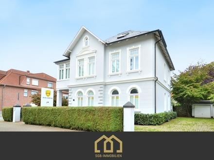 Delmenhorst / Denkmalgeschütztes Wohn- und Geschäftshaus zum Wohnen und Arbeiten unter einem Dach