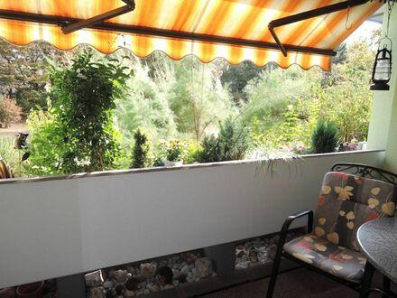 9 2 qm Komfortwohnung in THON + herrlichen SONNEN- BALKON zur parkähnlichen Grünanlage + TIEFGARAGE