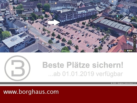 180 m² Einzelhandelsfläche am Marktplatz!