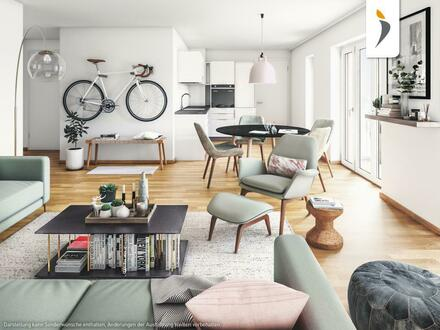 Zeitlose Eleganz in Frankfurt-Gallus – 1,5 Zimmer-Wohnung direkt vom Bauträger