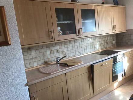 3-Zimmer-Wohnung mit Balkon und Einbauküche in Rosenheim