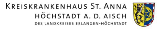 Kreiskrankenhaus St. Anna Höchstadt a. d. Aisch