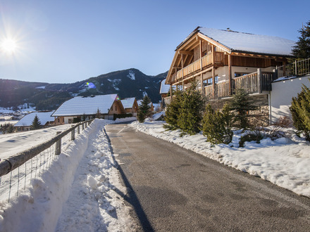 Chalet Bellevue in der Salzburger Ski- und Ferienregion Lungau