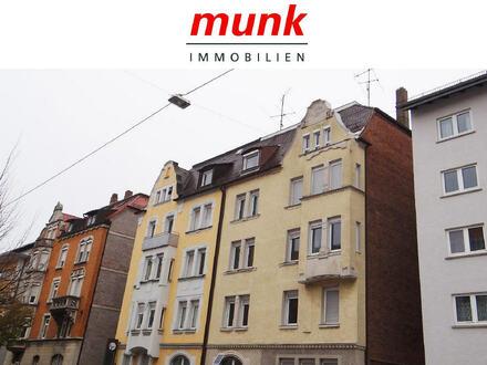Renovierte 3,5-Zimmer-Wohnung im Herzen der Ulmer Innenstadt