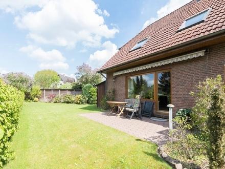 Gepflegte Doppelhaushälfte in idyllischer Gartenlage, keine zusätzliche Käuferprovision