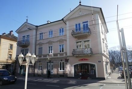 Altstadthaus in Salzburg Maxglan