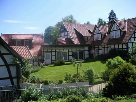Historisches Landhotel mit Wohnhaus