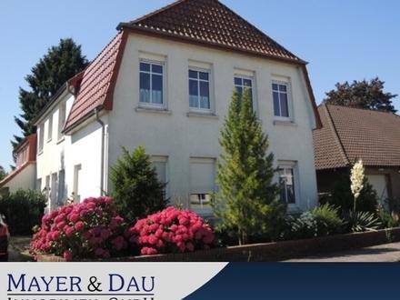 Herrliche Oberwohnung im Zweifamilienhaus - direkt in Rastede (Objekt-Nr. 4268)
