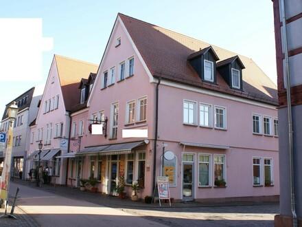 * Repräsentative Büroetage im Zentrum von Obernburg *