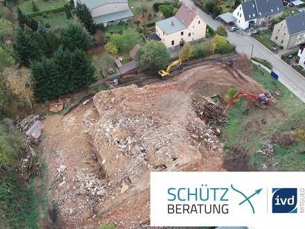 Projektiertes Baugrundstück in ruhiger Lage - planen Sie hier Ihr neues Zuhause!