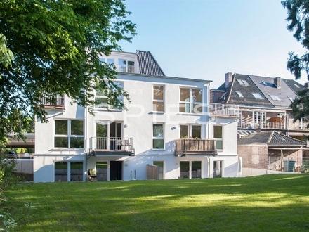 Hochwertige 3-Zimmer-Wohnung mit Balkon in Schwachhausen