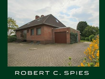 ruhig gelegenes Haus mit Keller in Sackgassenlage Oberneulands