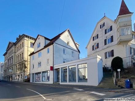 Wohn- und Geschäftshaus im Herzen von Sigmaringen!