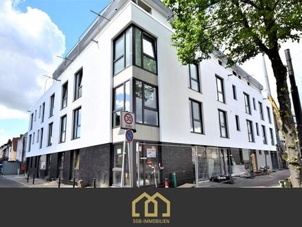 Hastedt / Neubau 2-Zimmer Wohnung mit Balkon, Fußbodenheizung, Einbauküche und Fahrstuhl