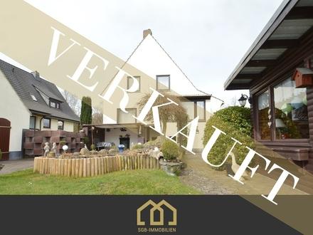 Verkauft: Grambke / Anlage: Gepflegte Doppelhaushälfte in ruhiger Seitenstraße