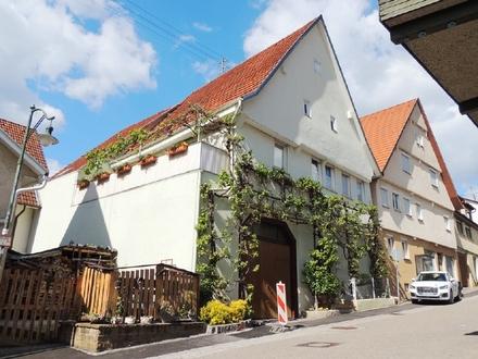 """""""Liebhaber Objekt mit Historie - großzügiges 1- bis 2-Familienhaus mit ELW in Owen"""""""