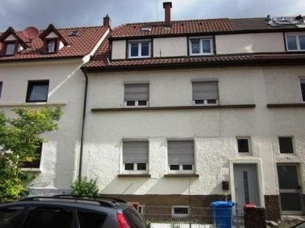 RMH in Ulm-Weststadt mit drei separaten Wohneinheiten