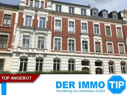 sanierte 3 Zimmerwohnung mit neuem Laminat und Garten ++ Frankenberg